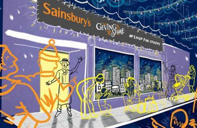 sainsburys giving store