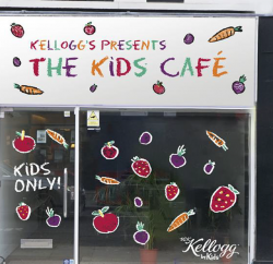 kellogs kid cafe