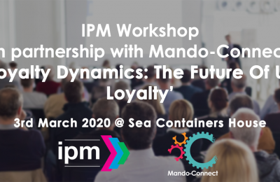 IPM Incentive, Prize & Loyalty Community workshop March 2020 (3)
