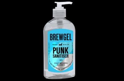 brewdog hand sanitizer