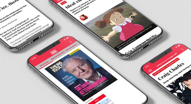 Big Issue App