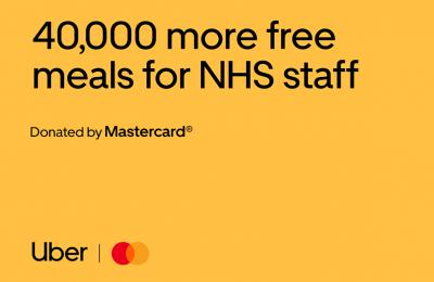 Mastercard - Uber partnership