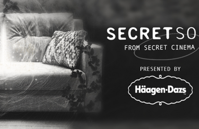 Secret sofa campaign 16 April