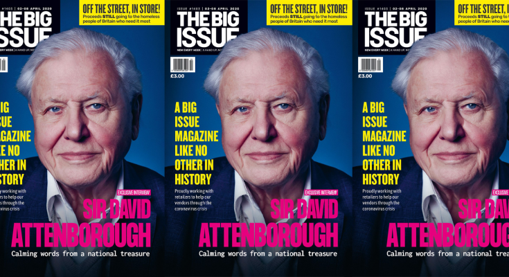 The Big Issue campaign